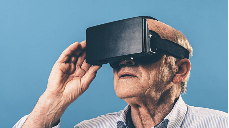 Changing The Landscape of Dementia with Virutal Reality