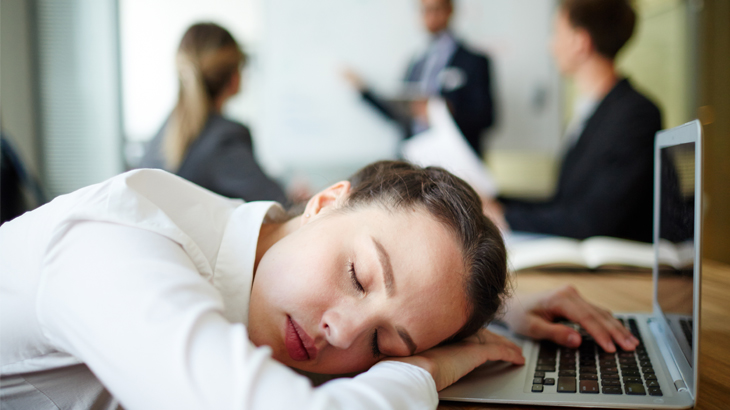Sleepy at Work: Health and Economic Burden of Insomnia in the Workplace